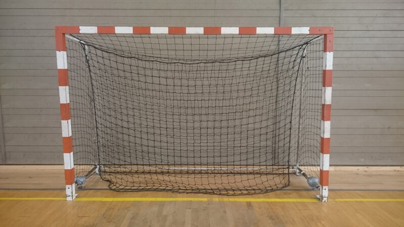 Filet amortisseur handball avec lestage