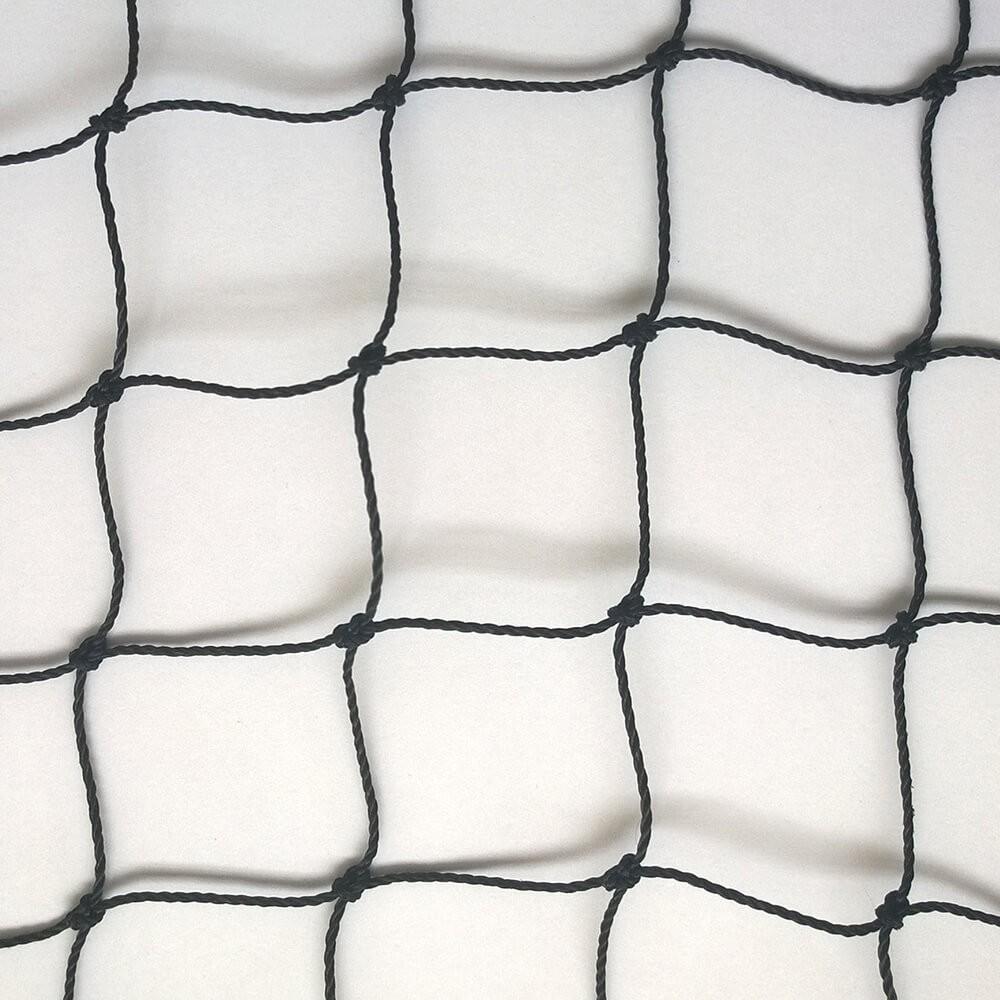 Filet pare-ballons - Mailles 50 mm - ∅ 1,3 mm - Câblé noué