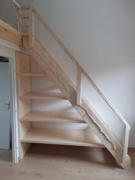 filet doux pour escalier