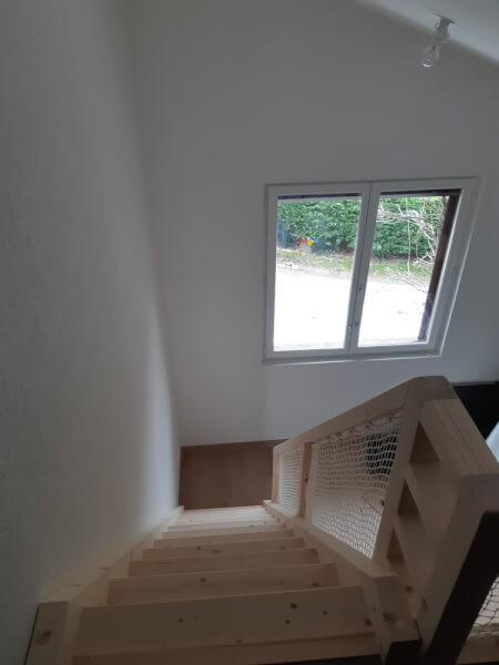 petit filet pour escalier