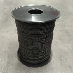 Bobine ficelle polyamide noir - ∅ de 4,75 ou 6,2 mm