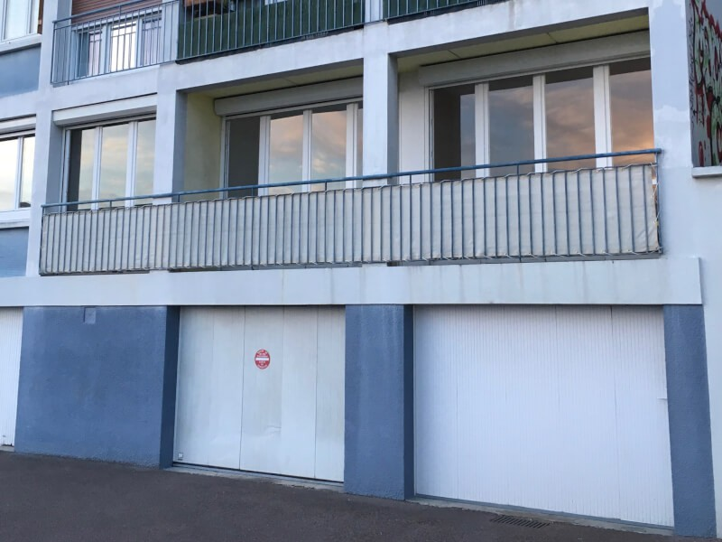Brise-vue couleur ivoire pour appartement