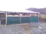 Rouleau de filet brise-vent - Filtration très forte - Longueur 100 m - Filtration très forte (± 90%)