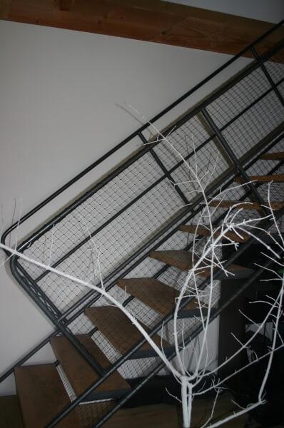 Filet pare-ballons - 30 mm - ∅ 1,3 mm - Câblé noué envoyé par un client