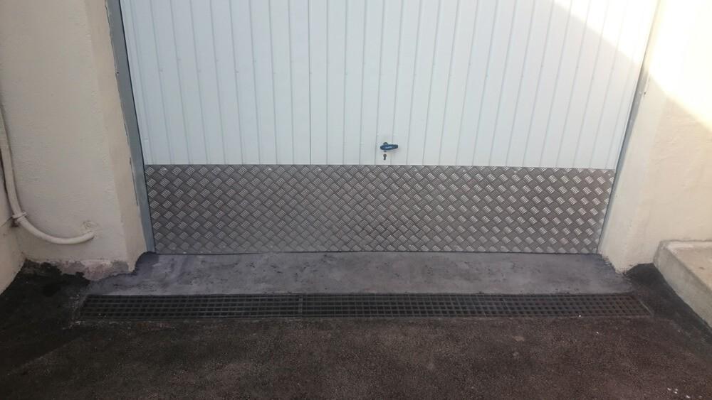 Filet anti-feuilles et salissures sur-mesure - Mailles 1 mm - 110 g/m² envoyé par un client
