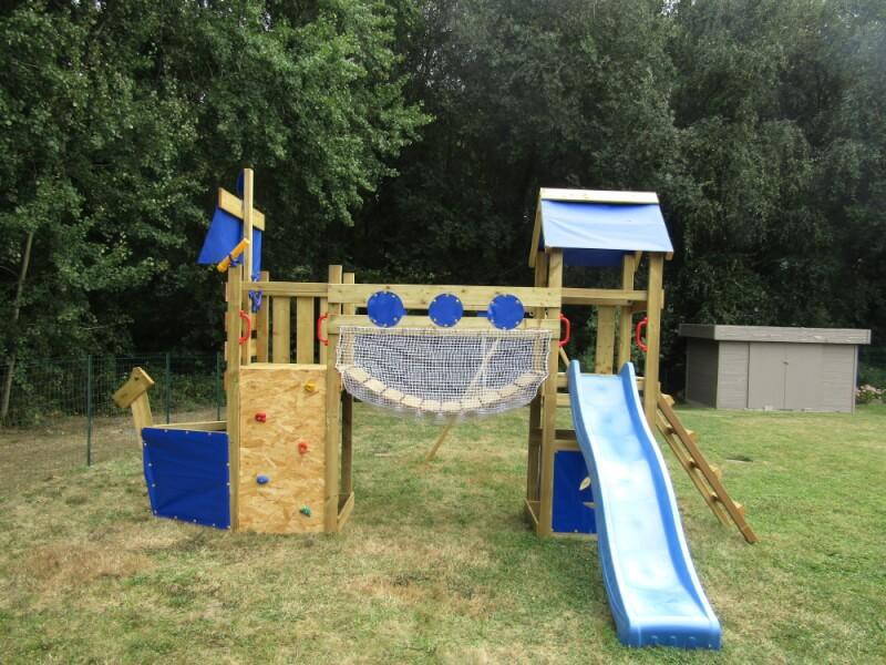 Filet protection pour jeux enfants