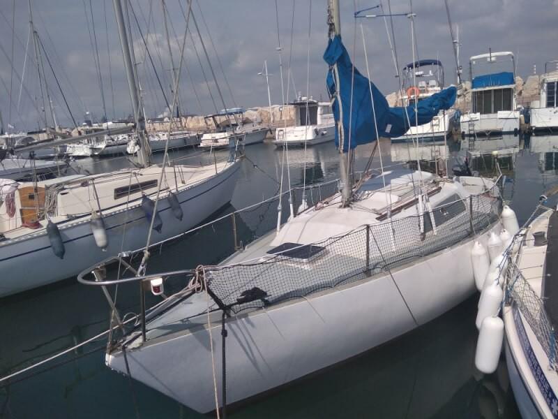 Filet garde-corps pour voilier
