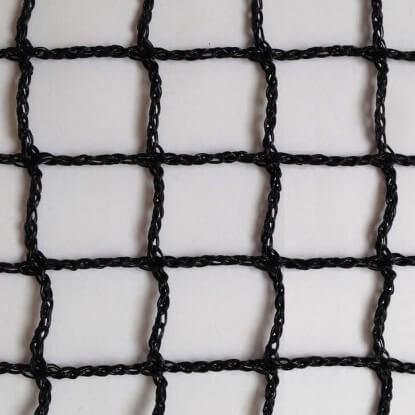 Filet polyéthylène 1,8 mm cablé noué - mailles 50 x 50 mm