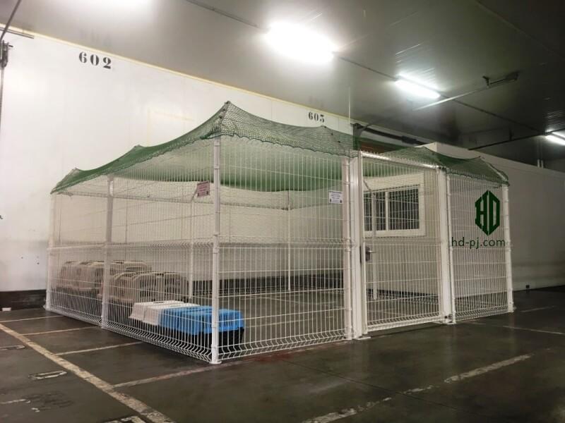 Filet pour enclos pour animaux vivants port de Dieppe