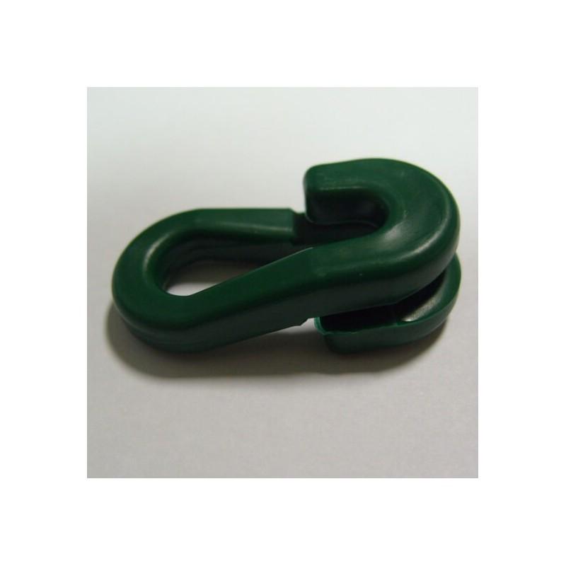 anneau brisé vert