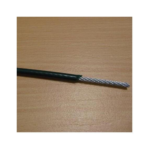 Câble acier avec gaine PVC