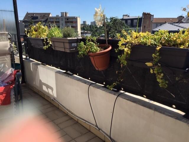 Brise-vue noir pour balcon