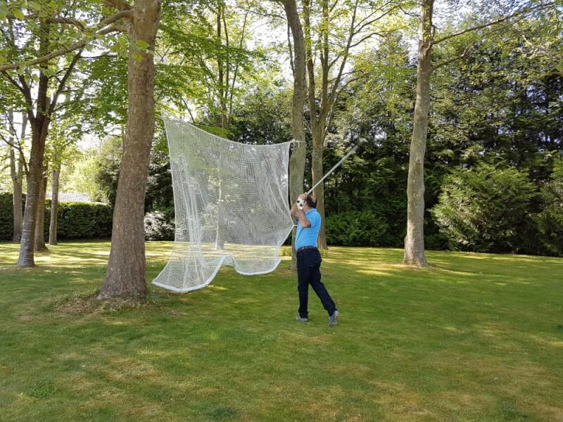 Filet de practice de Golf pour tir à courte portée dans un jardin