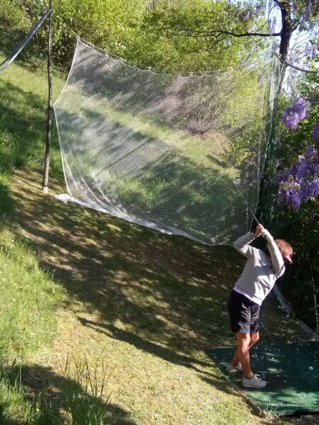 Filet practice de Golf pour jardin