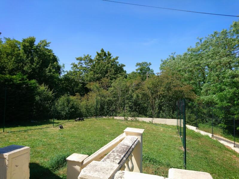 Filet clôture jardin anti-fuite pour chats