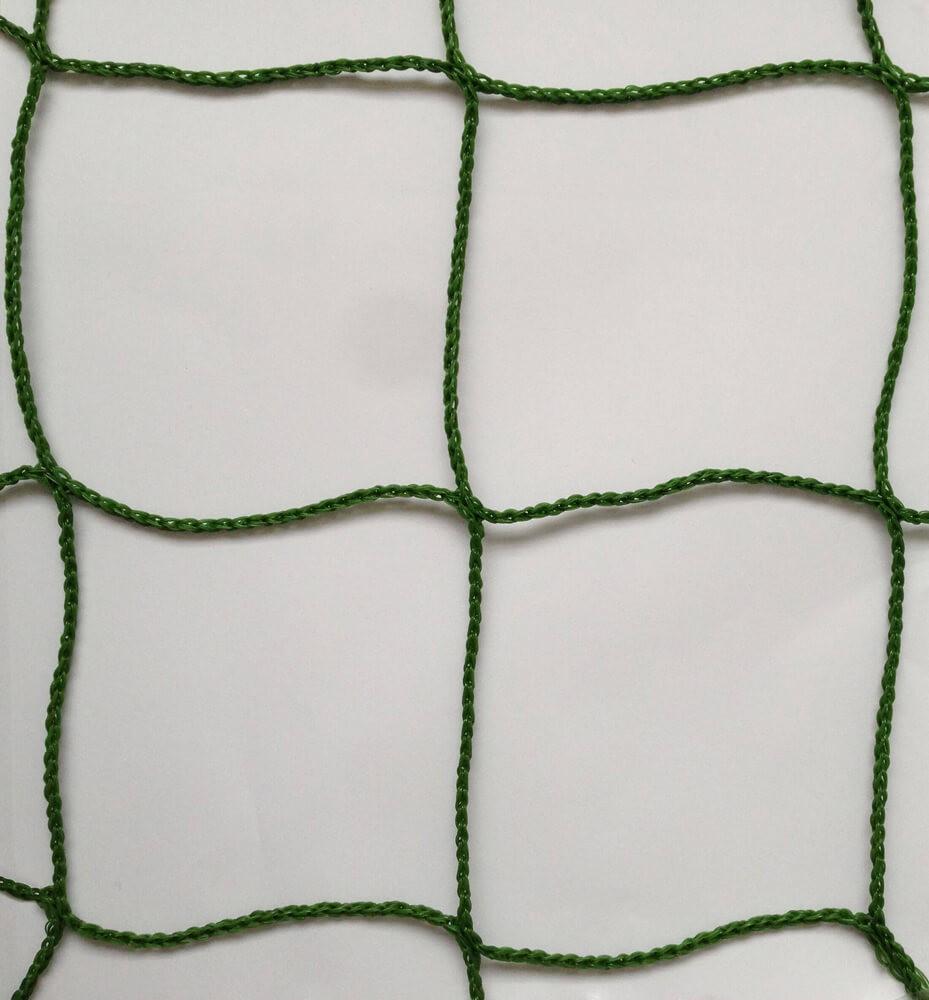 Filet polyéthylène 2,5 mm tressé sans noeud - mailles 100 x 100 mm