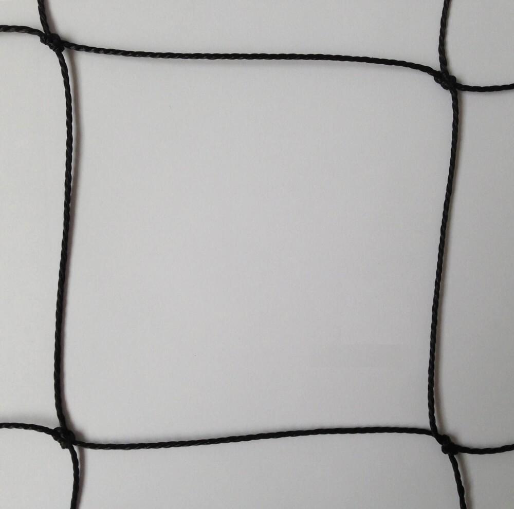 Filet pare-ballons - Mailles 145 mm - ∅ 2 mm - Cablé noué