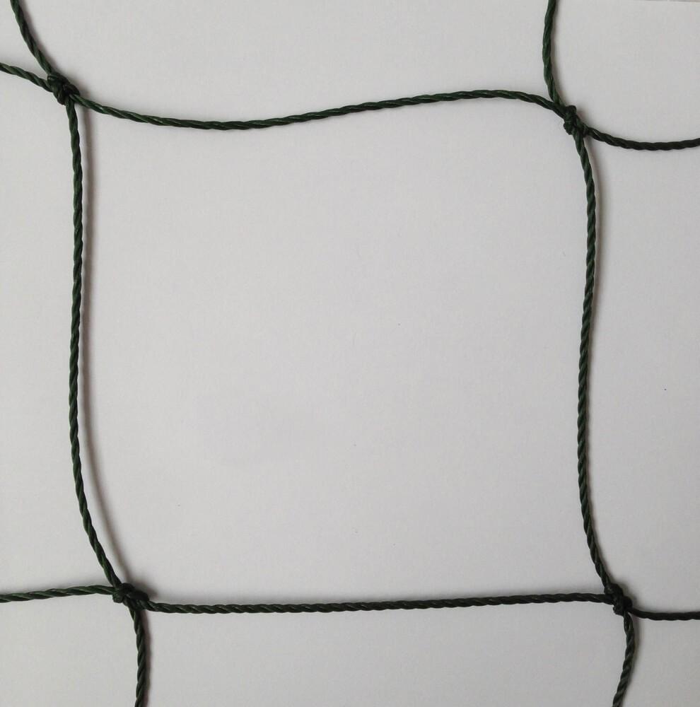 Filet pare-ballons - Mailles 145 mm - ∅ 2,3 mm - Cablé noué