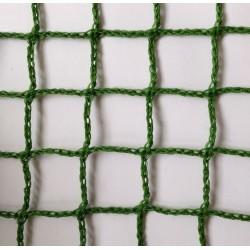 Filet pare-ballons - Mailles 25 mm - ∅ 2,5 mm - Tressé sans nœud