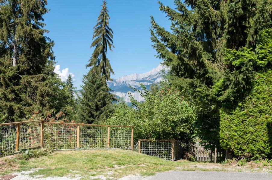 Filet de protection garde-corps clôture jardin
