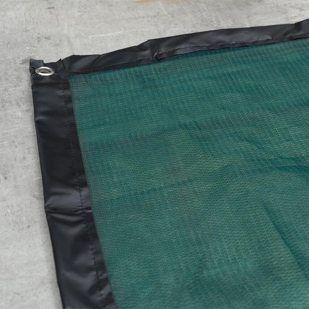 Filets de bennes - mailles millimétriques 1 mm x 1 mm