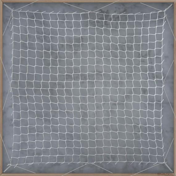Filets de protection en tresse polyamide - mailles 50 x 50 mm - ∅ 3 mm