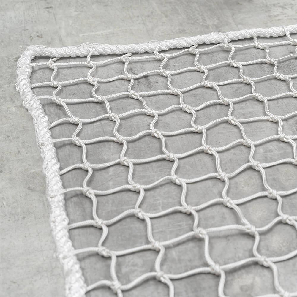 Filets de protection en tresse polyamide - mailles 50 x 50 mm - diamètres 4,75 mm