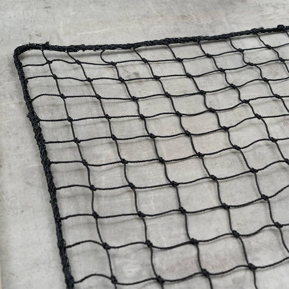 Filet pare-ballons - Mailles 48 mm - ∅ 2 mm - Câblé noué