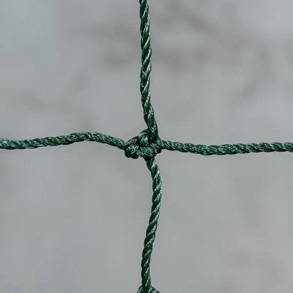 Filet pare-ballons - Mailles 48 mm - ∅ 2,5 mm - Câblé noué