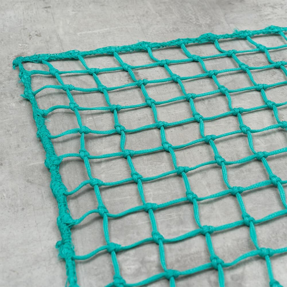Filet pare-ballons - Mailles 50 mm - ∅ 4 mm - Tressé noué