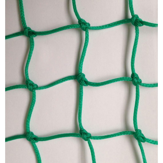Filet de protection polyéthylène - mailles 50 x 50 mm - ∅ 3 mm