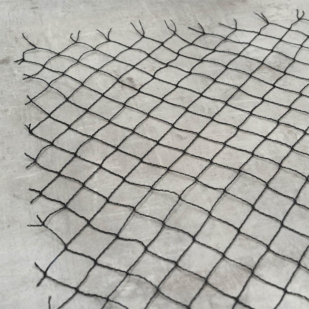 Filet de volière mailles losanges 35 x 35 mm