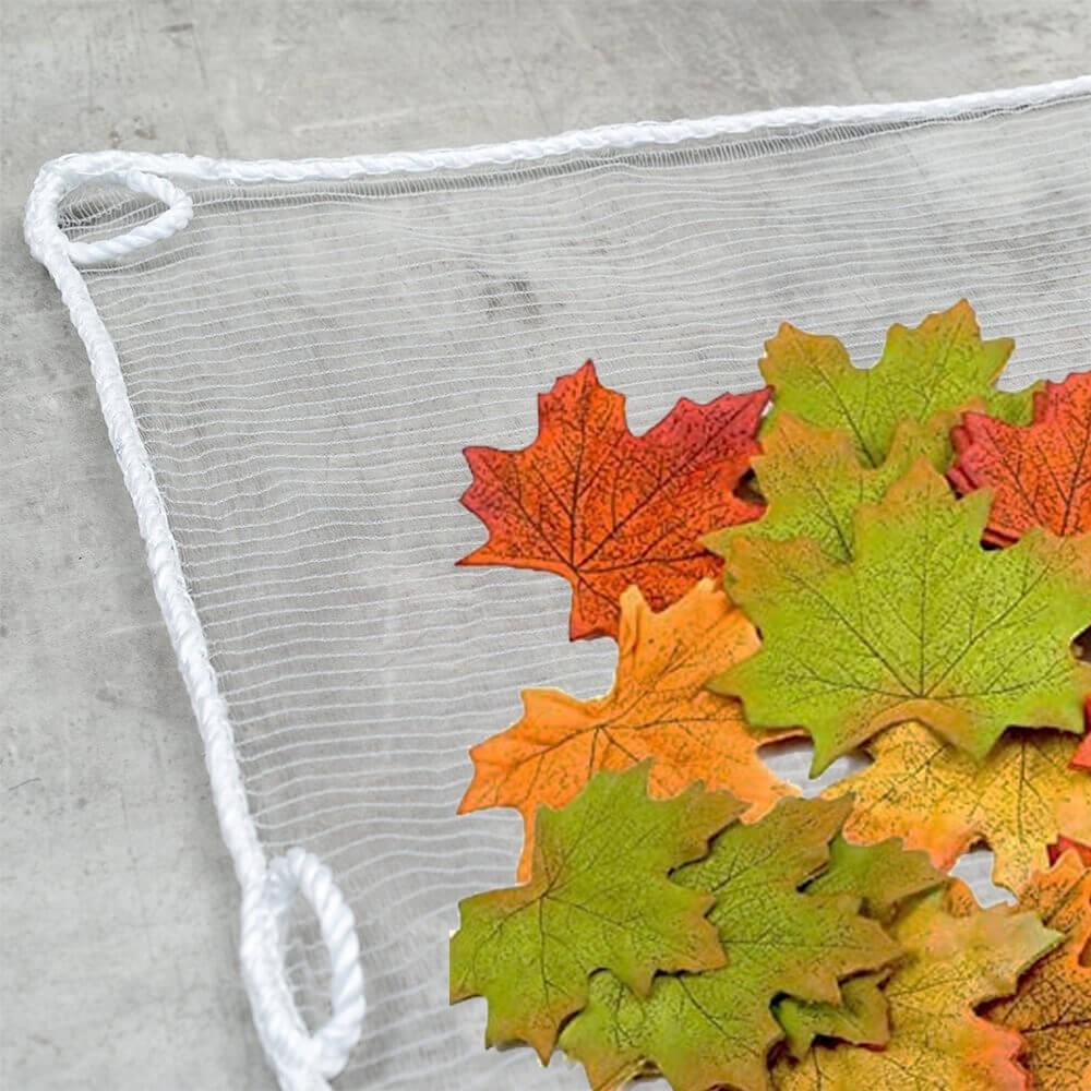 Filet anti-feuilles - mailles 4 x 8 mm - 40g/m²