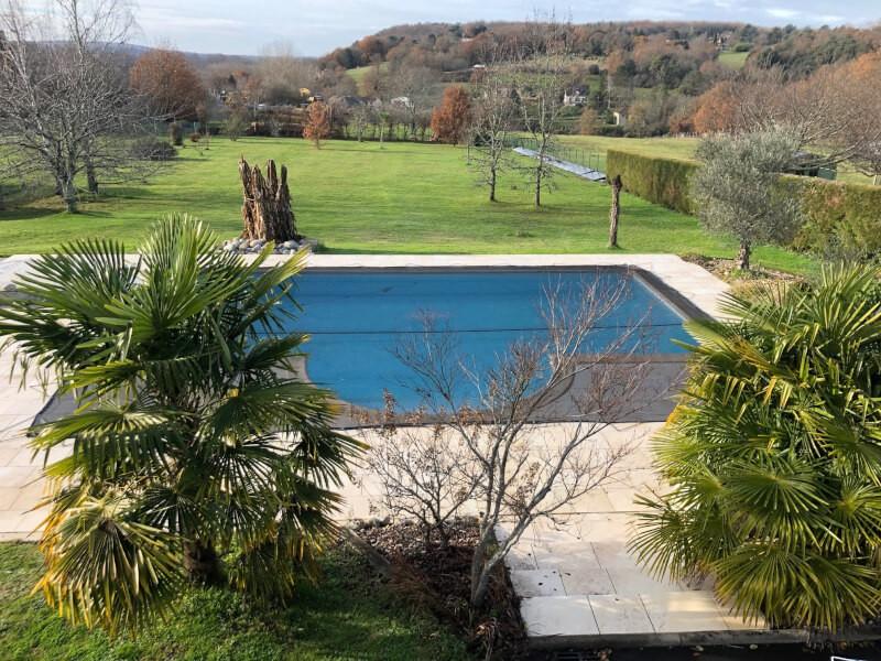 Filet anti-feuilles et salissures hivernage pour piscine