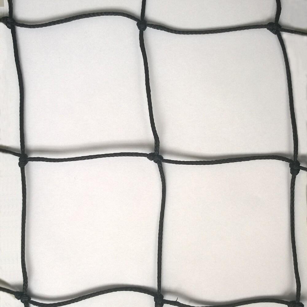 Filet pare-ballons - Mailles 100 mm - ∅ 3 mm - Tressé noué