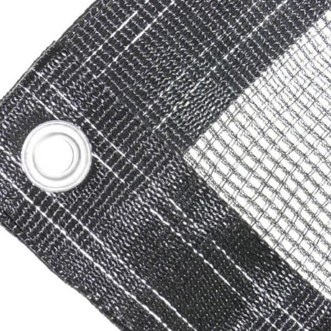 Filet anti-feuilles rectangulaire pour piscine - Mailles 1 mm - 120 g/m²