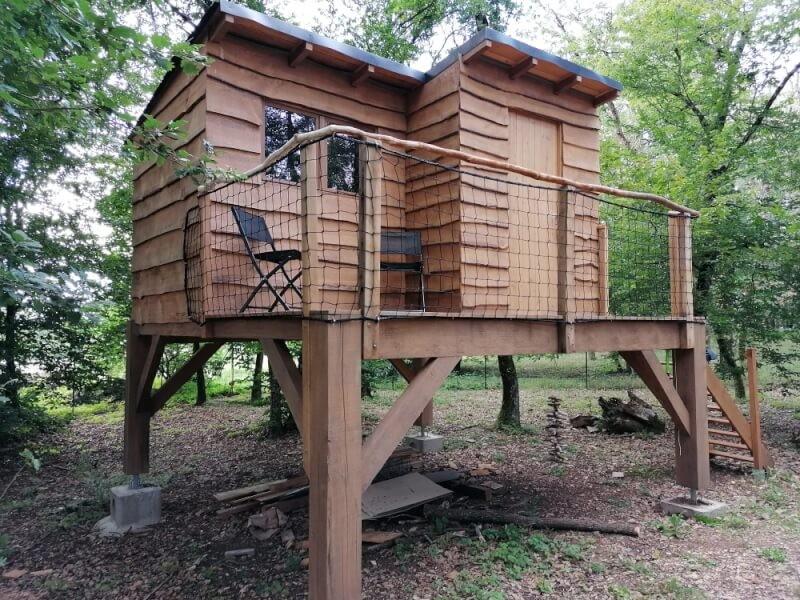 Filet de protection garde-corps pour balcon cabane enfants