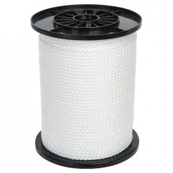 Bobine de cordage polypropylène 6 mm