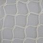 Filet de sécurité EN 1263-1 + pare-gravats- Mailles 50 mm - ∅ 4,75 mm