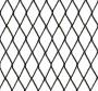 Filet de volière mailles losanges 15 x 15 mm