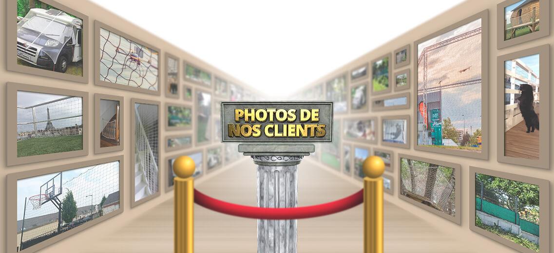 Galerie d'images des clients