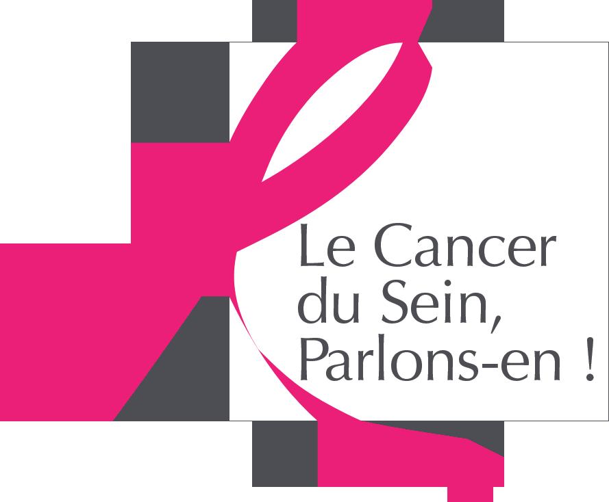 Logo de l'association Cancer du Sein, parlons-en !