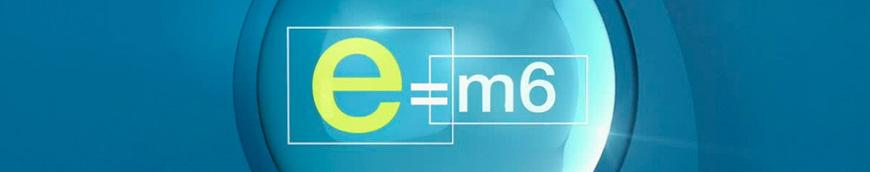 portrait de Mac Lesggy, présentateur de e=m6